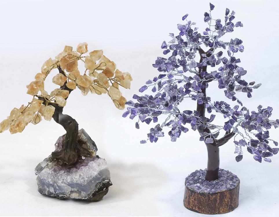 Crystal Trees