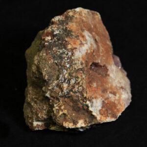 Individual Amethyst Piece- Orange