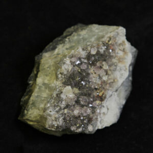 Small Amethyst Piece - Purple