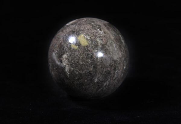 Orthoceras fossil ball