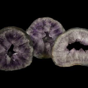 Amethyst Geode Slices