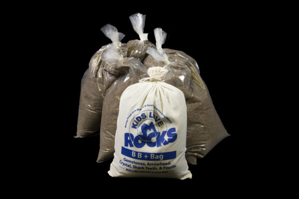 Big Bag Plus Refill Bag with five bags of sand