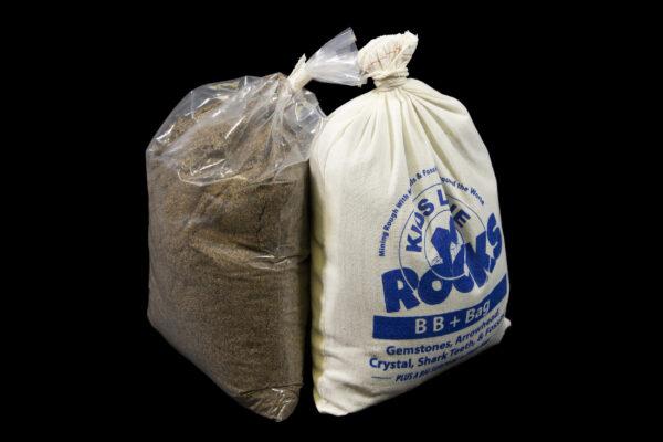 Big Bag Plus Refill Bag with bag of sand